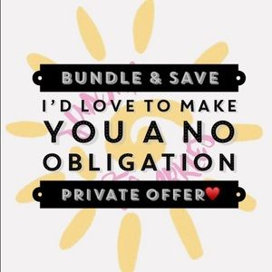 Other - Want a private offer ? Bundle your likes!!!